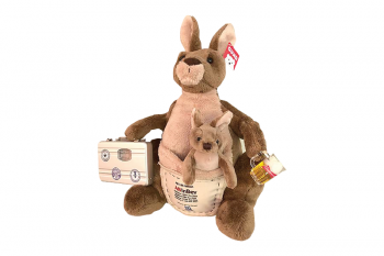 Gund Jirra Kanagroo stuffed animal